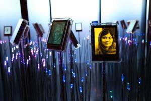 Malala - Nobel Peace Center: Oslo, Norge. Foto: Steve Evans