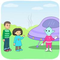 Alien Bildruta 3