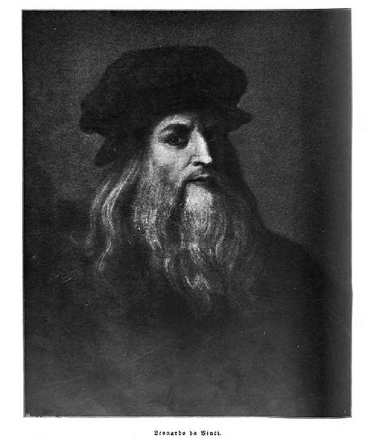 Leonardo Da Vinci Foto: Jeffrey Beall