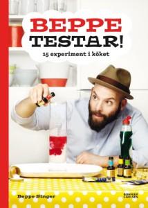 Beppe testar 15 experiment i köket av Beppe Singer