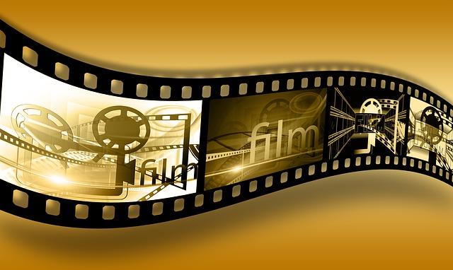 En filmrulle