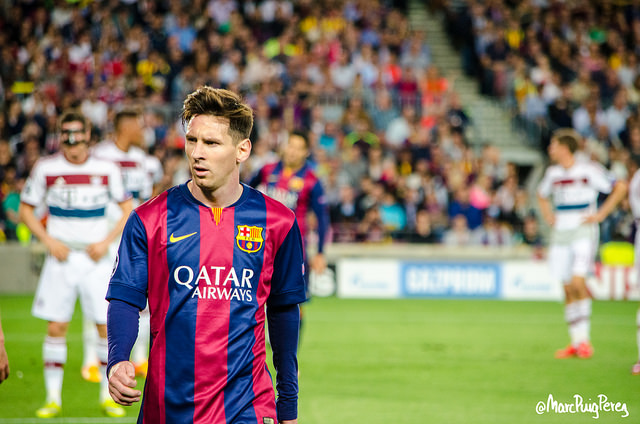 Världens bästa fotbollsspelare 2020