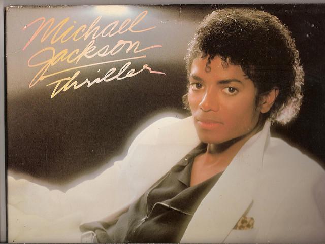 """Michael Jackson var en stor popstjärna. Han kallades """"kungen av pop""""."""