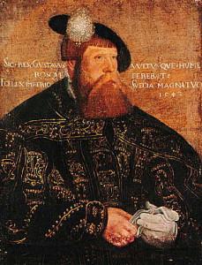 Vasaloppet skapades för att hedra Sveriges första kung Gustav Vasa.