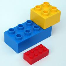 Klassiska Lego-bitar. Foto: Lego.