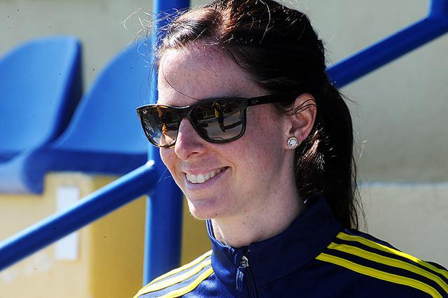 Lotta Schelin är Sveriges bästa målskytt genom tiderna. Hon har gjort 72 mål.