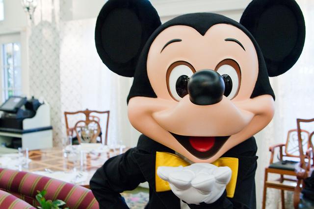 Musse Pigg var Disneys första lyckade karaktär.
