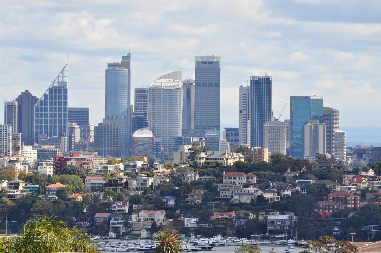 Första Earth hour var i Sydney 2007.