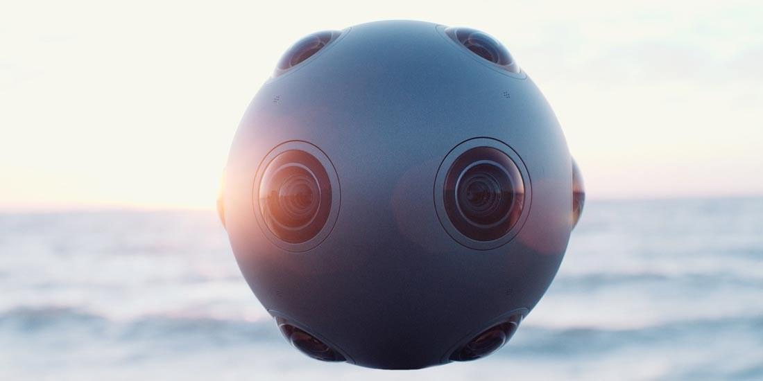 Såhär ser 3D-kameran ut. Foto: Nokia.
