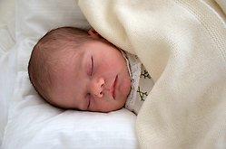 På fredag döps prins Oscar. Foto Kungahuset.se