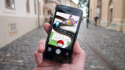 Pokemon Go är det populäraste mobilspelet på länge.