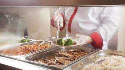 För tidiga luncher är inte bra för elever. Foto: cambo photography/Shutterstock.com
