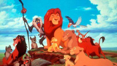 Nu ska Lejonkungen bli spelfilm. Foto: Disney.