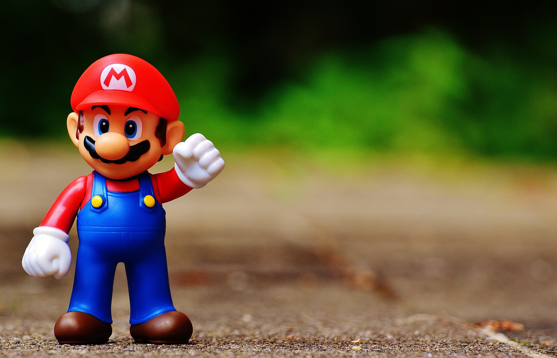 Super Mario är en av de populäraste karaktärerna någonsin.