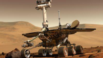 Snart kan vi resa till Mars.