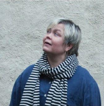 Petra Alfe Åslund, lärare och styrelseledamot i Föreningen Abrahams Barn Skåne.