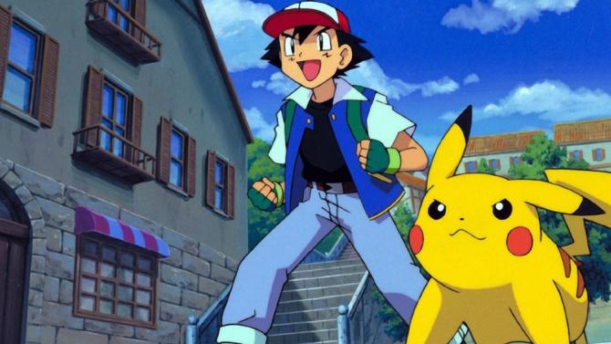 I filmerna och tv-serien om Pokemon får du följa Pokemon-tränaren Ash.