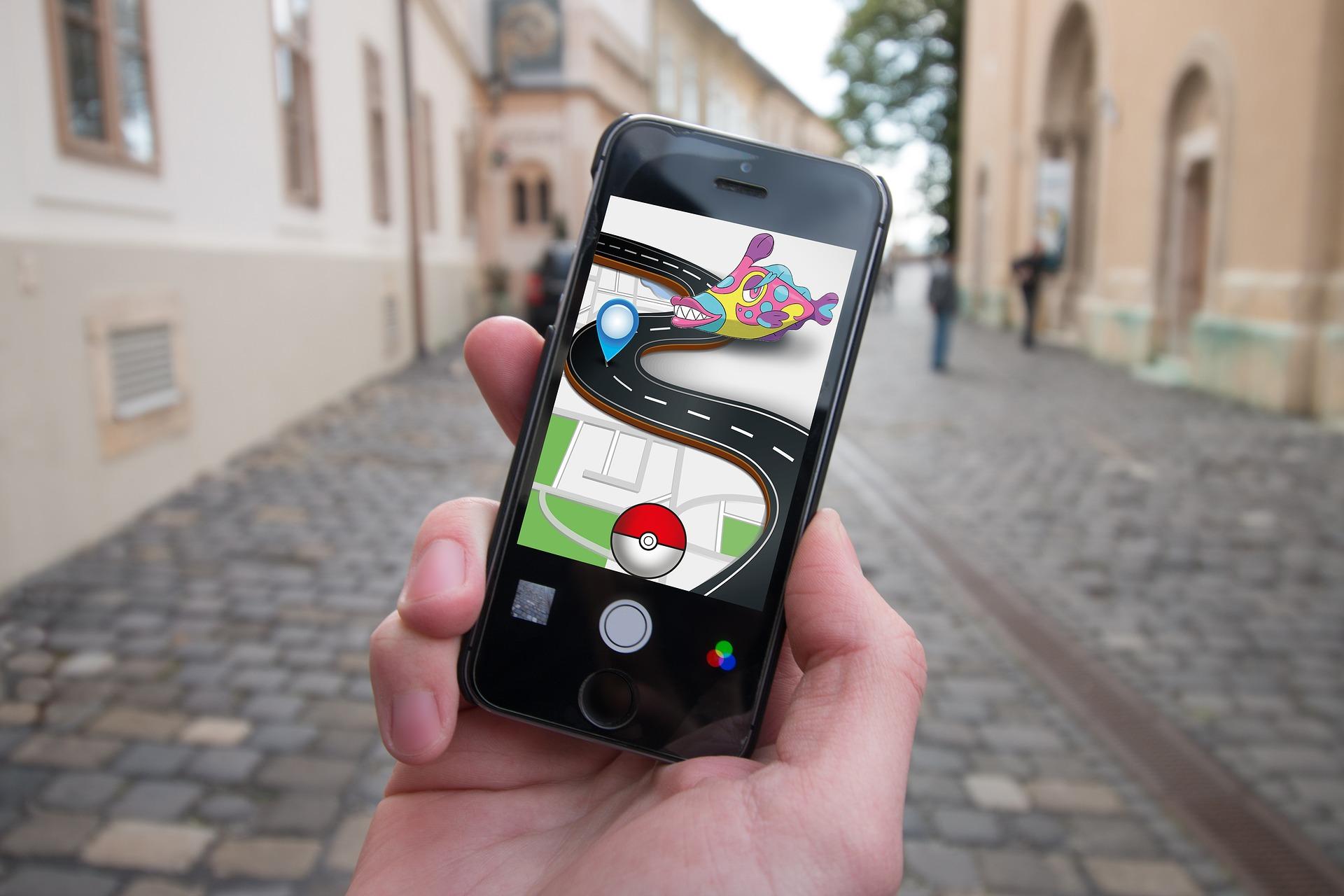 Pokemon Go blev en stor succé. På bara några månader hade appen laddats ner 500 miljoner gånger världen över.