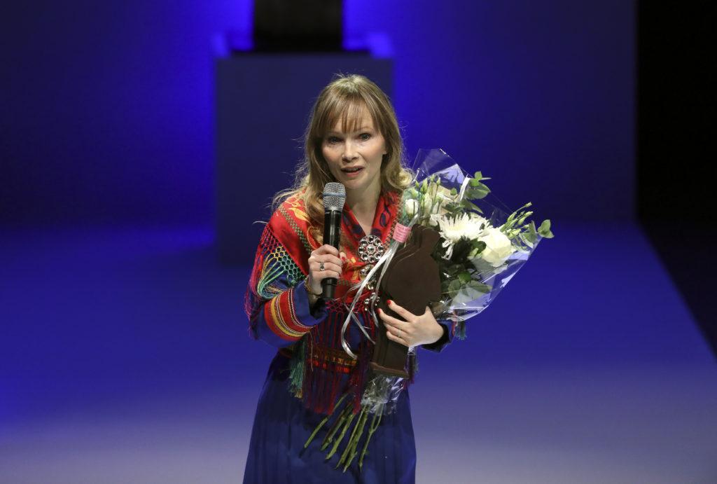 Hon vann pris for sin ungdomsbok
