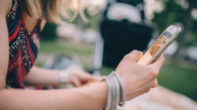 I dag använder vi våra mobiltelefoner till alla möjliga saker, inte bara att ringa och smsa.