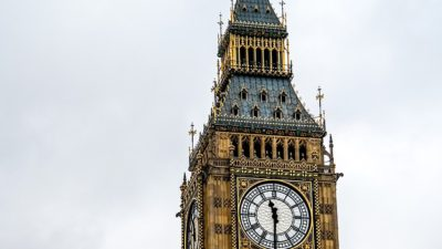 Elizabethtornet eller Big Ben.