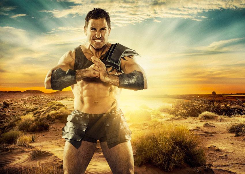 Gladiatorn Pansar