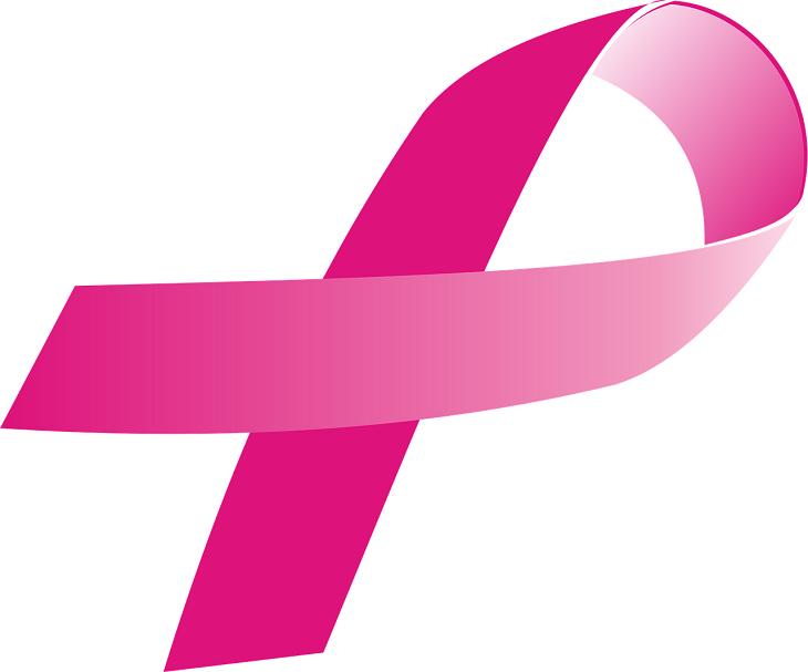 Rosa Bandet. Det är ett kort rosa band som är lagt i en oval ögla där ändarna sticker ut åt varsitt håll.
