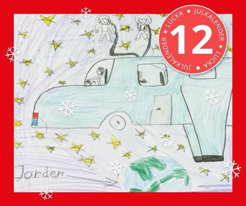 Julkalender lucka 12