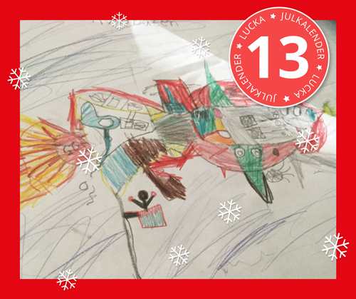 Julkalender lucka 13