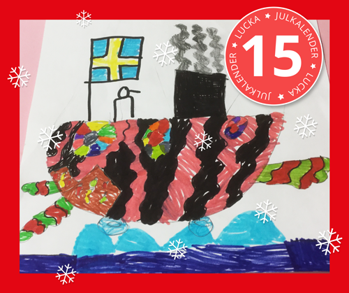 Julkalender lucka 15