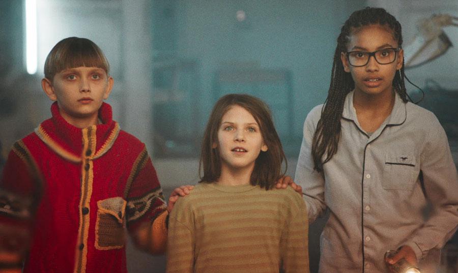 Max, Asrin och Lima.