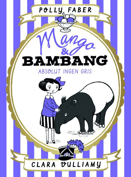 Mango klappar Bambang.