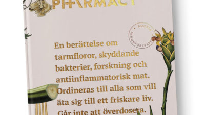 Omslaget till boken Food Pharmacy