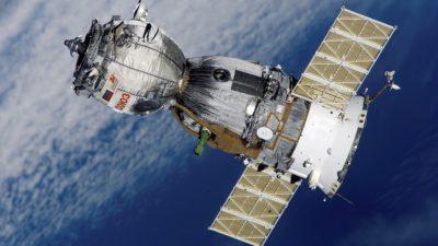 En rysk rrymdstation