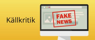 Källkritik Fake News