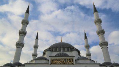 En moske i Turkiet