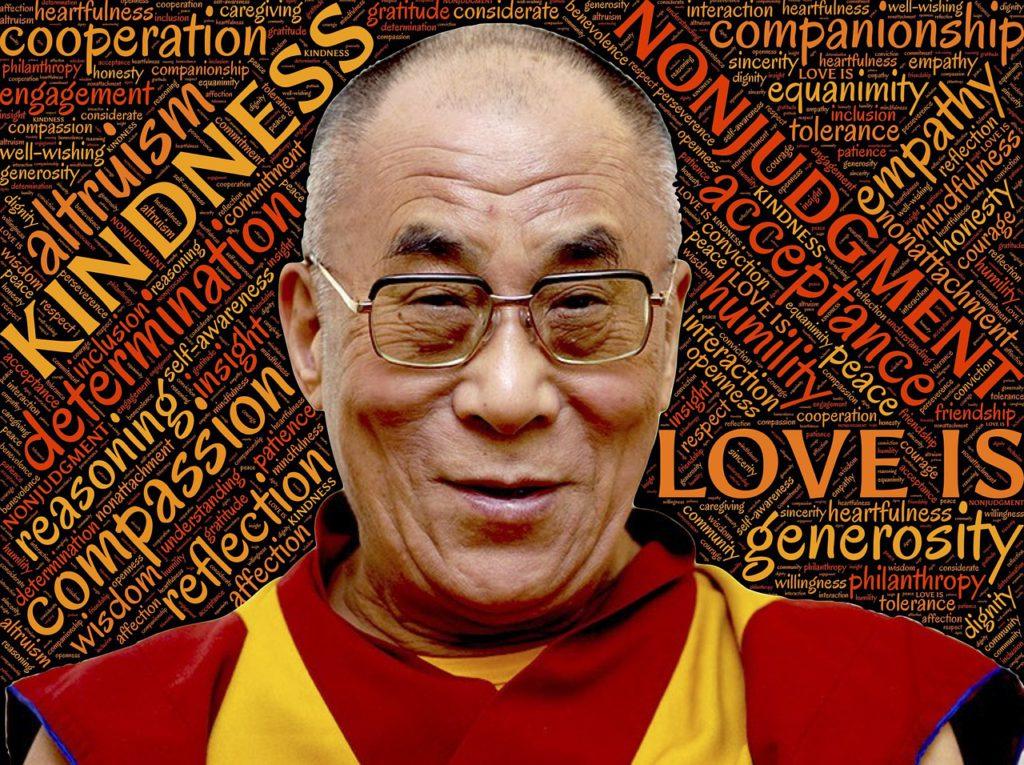 Den nuvarande Dalaia Lama
