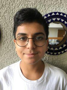 Närbild på Adam Al-Bazzaz