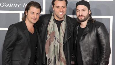 Medlemmarna i Swedish House Mafia