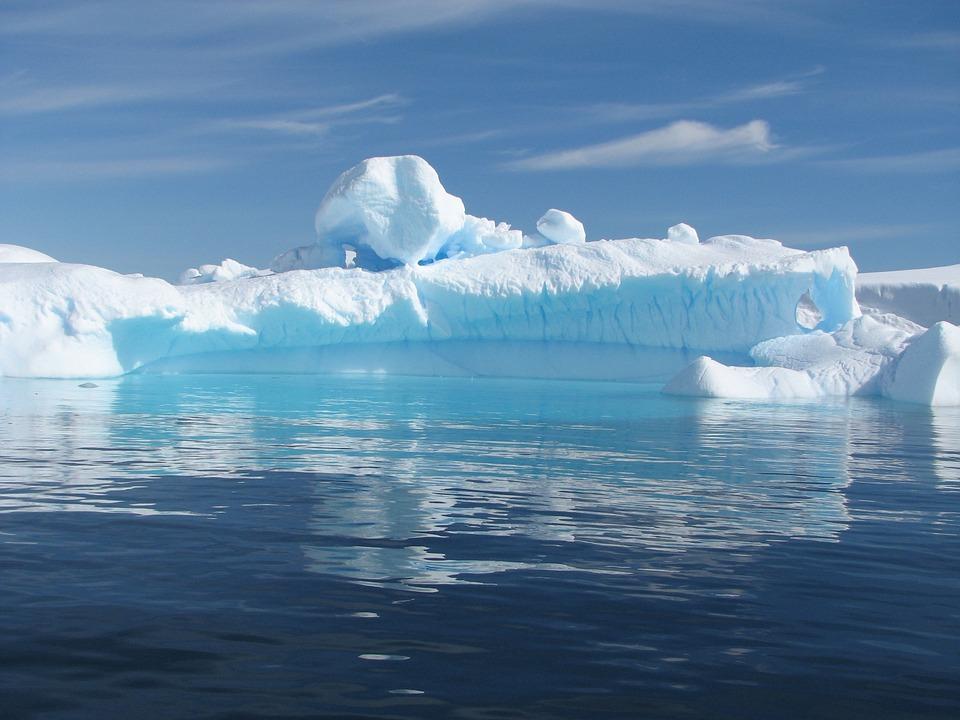 Ett isberg