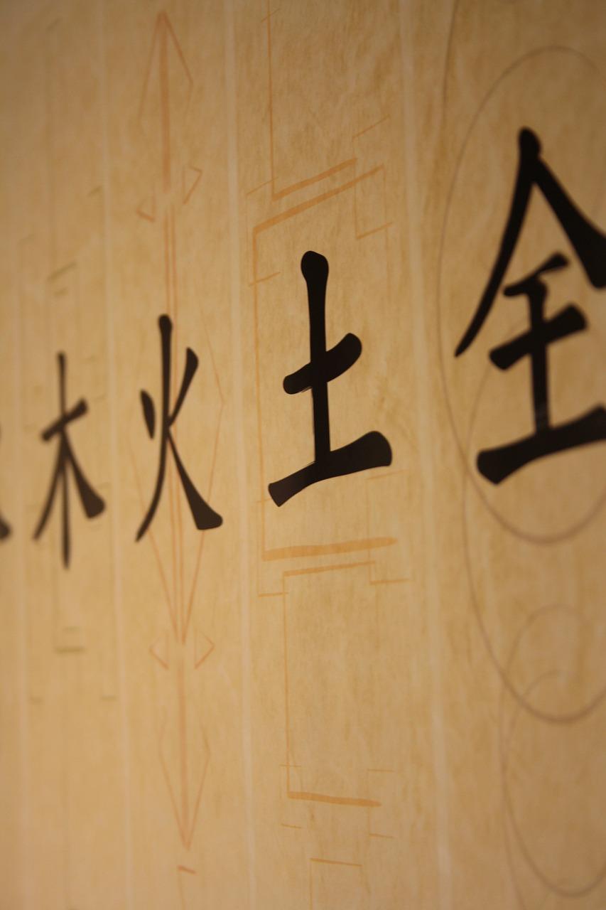 Japanska tecken