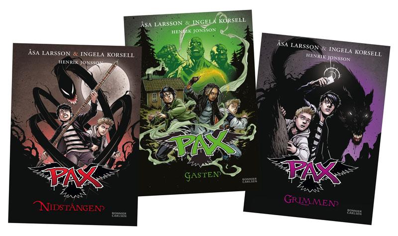 Pax-böcker