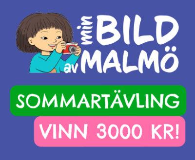 Min bild av Malmö. Sommartävling. Vinn 3000 kronor!