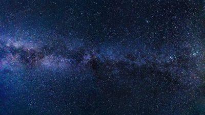 Stjärnor uppe på himlen