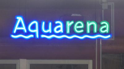 Aquarena i Holmsund.
