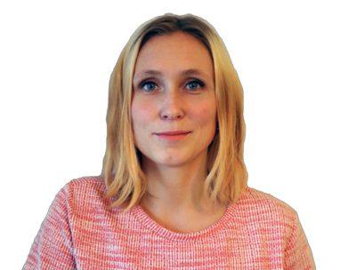 Porträttbild på Nanna Salemark