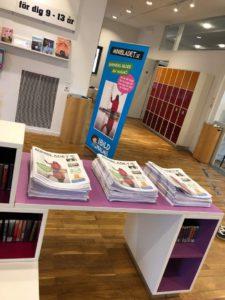 Tidningar från MiniBladet på Malmö stadsbibliotek