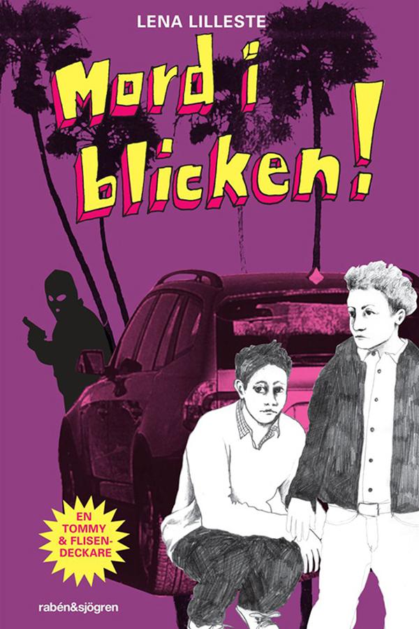 Omslaget till boken Mord i Blicken