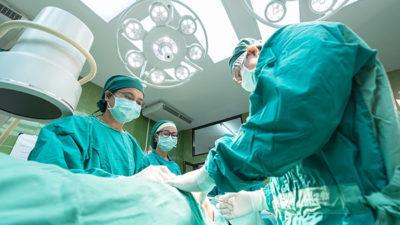 Foto från en operationssal.