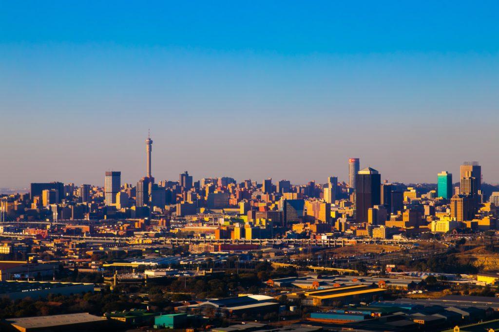 Staden Johannesburg